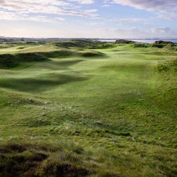 6th hole, Western Gailes Golf Club