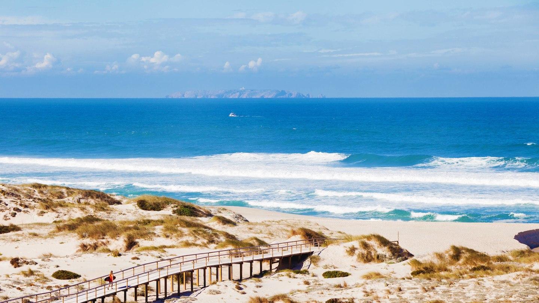 MArriot Praia del Rei playa