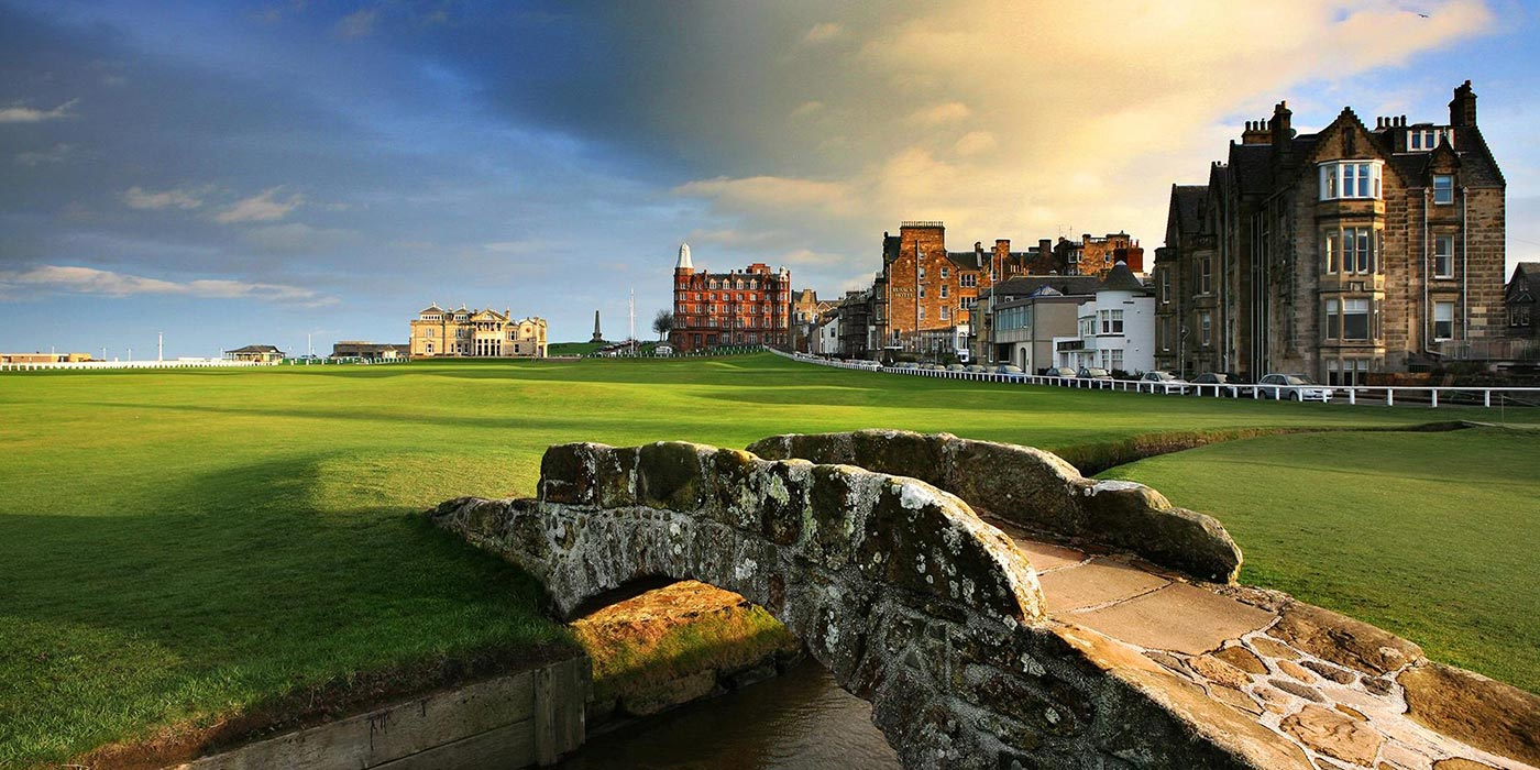 St. Andrews + Old Course