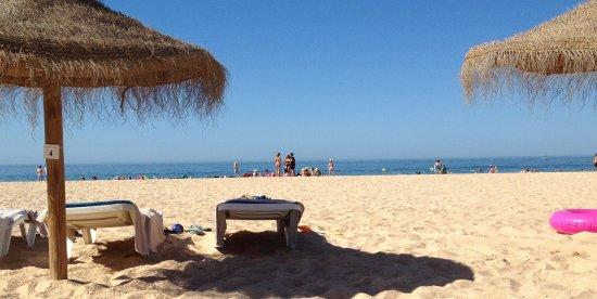 Hilton Vilamoura as Cascatas Private beach
