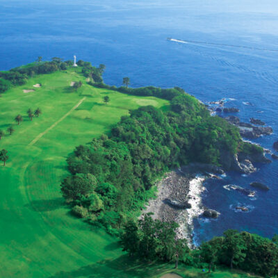 Fuji Course hole 11