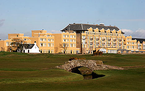 Exteriror Old Course Hotel