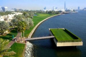 DUBAI CREEK GOLF
